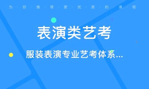 南京表演類藝考