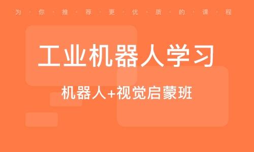 蘇州工業機器人學習