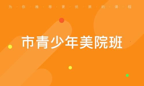 南京市青少年美院班