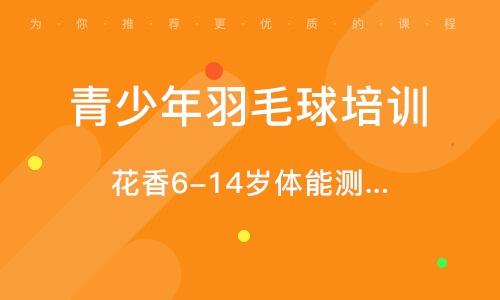 廣州青少年羽毛球培訓班