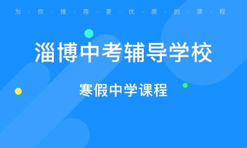 淄博中考辅导学校
