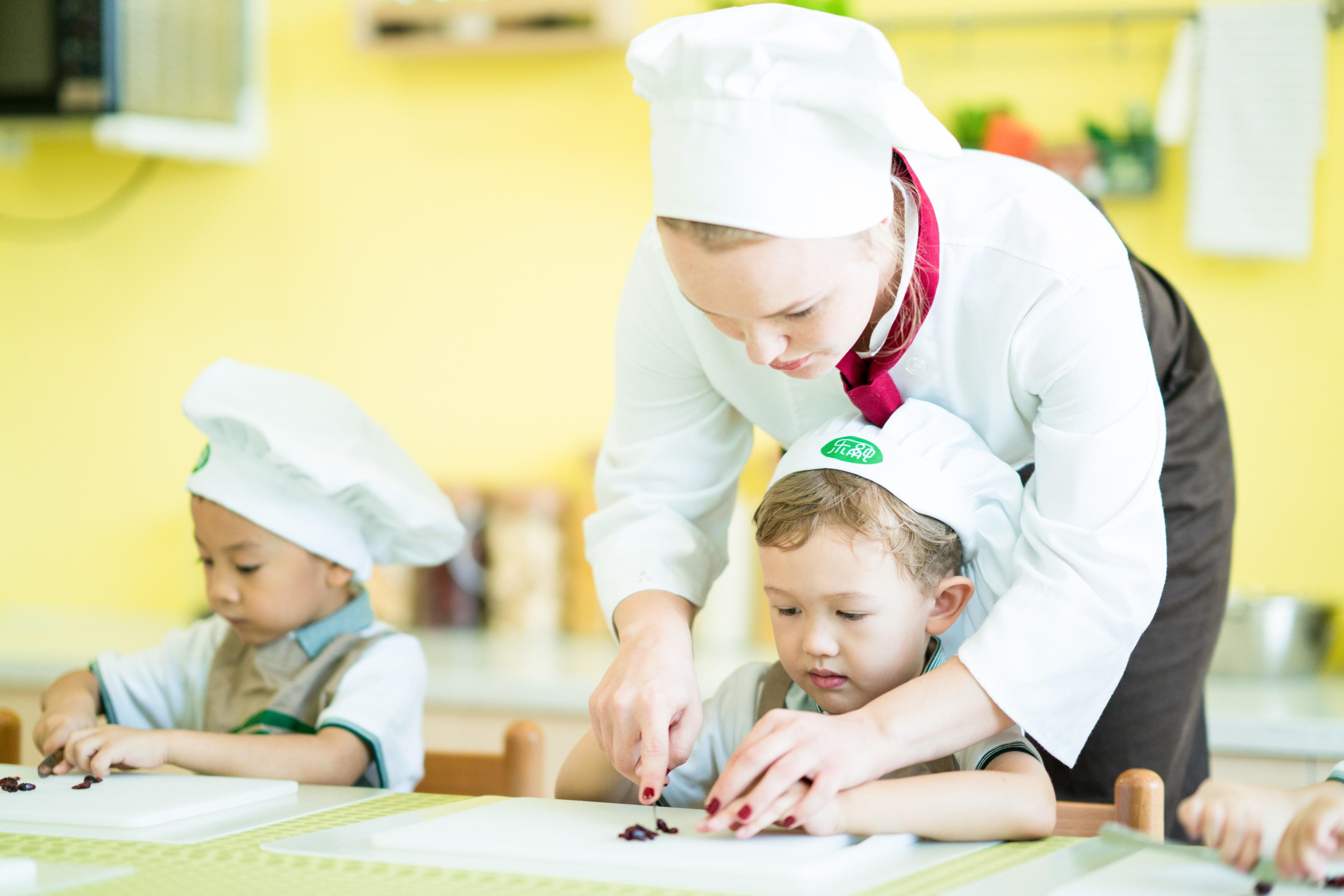 北京親子課程培訓