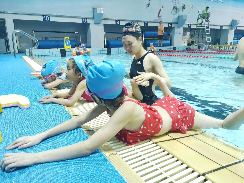 杭州游泳教練培訓班