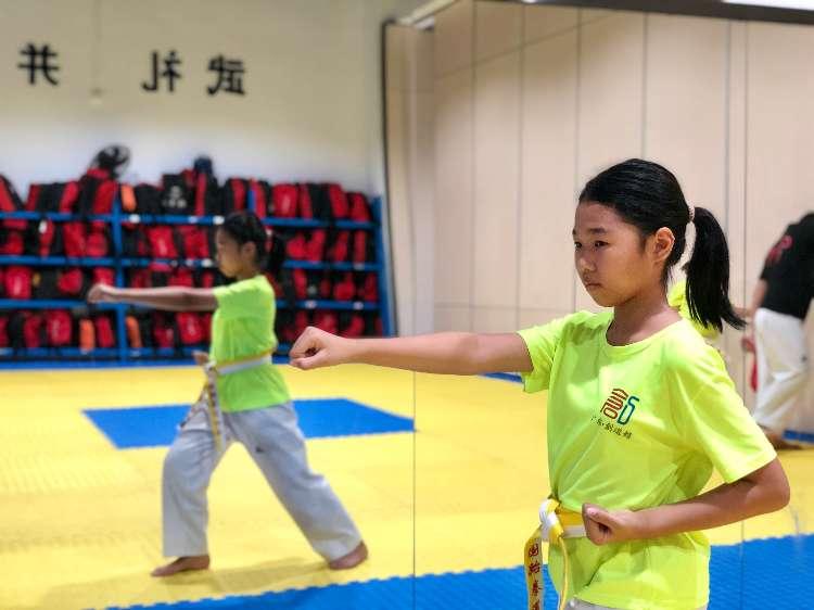 佛山跆拳道種子班