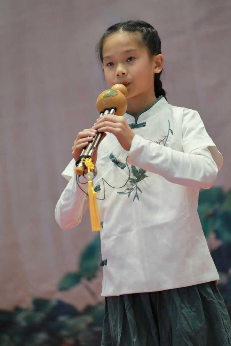 葫蘆絲課程
