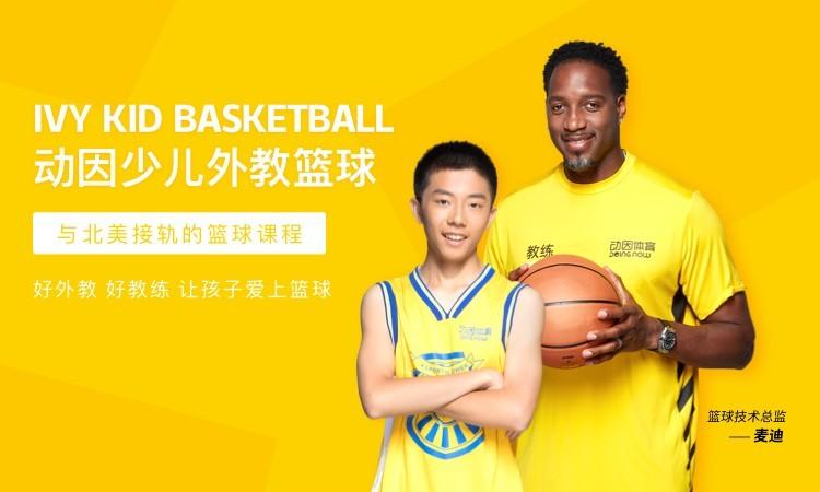 少兒外教籃球課程