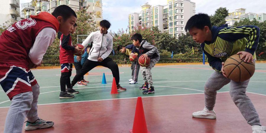 珠海專業籃球培訓