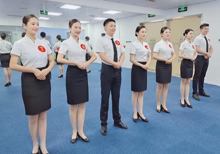 南京空乘培訓考試